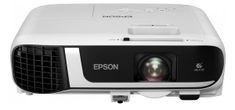 Epson EB-FH52 3LCD FHD projektor, 4000 lm Wi-Fi