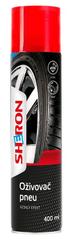 Sheron Oživovač pneu a plastů 400ml