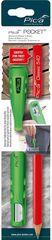 Pica-Marker set olovaka Tesar Pizza Pocket, s držačem i olovkom