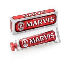 Marvis Menta és fahéj ízű fogkrém(Cinnamon Mint Toothpaste) 85 ml
