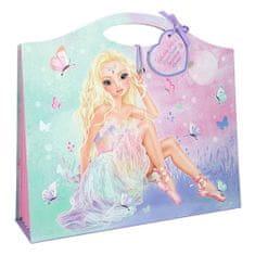 Fantasy Model Kabelka na dokumenty , Baletka, dúhová