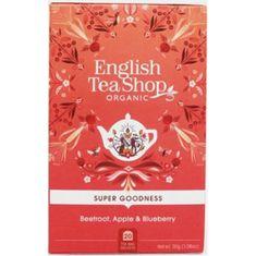 English Tea Shop Červená repa, jablko a čučoriedka Veggie čaj 20 sáčkov