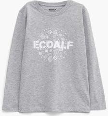 Ecoalf dětské tričko Avery Symbols