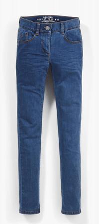 s.Oliver spodnie dziewczęce 164 niebieskie