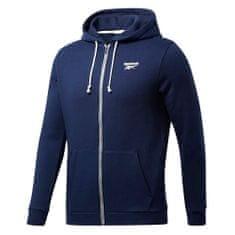 Reebok Bluza z kapturem TE FLC FZ, Bluza z kapturem TE FLC FZ | FU3230 | VECNAV L