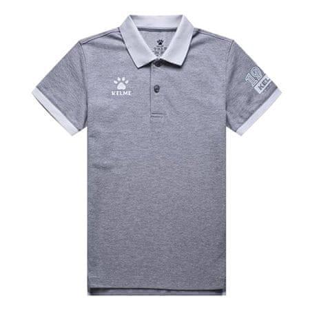 Kelme T-shirt dziecięcy Classic, Dziecięca koszulka polo Classic 170