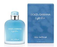 Dolce & Gabbana Light Blue Eau Intense Pour Homme parfemska voda, 100 ml