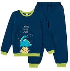 Garnamama chlapčenské hrejivé pyžamo md111577_fm2