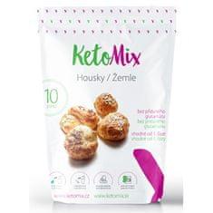KetoMix Proteínové žemličky 300 g (10 porcií)