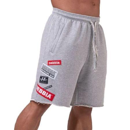 Nebbia Hlače Labels, Kratke hlače znamke 17803-30 | M