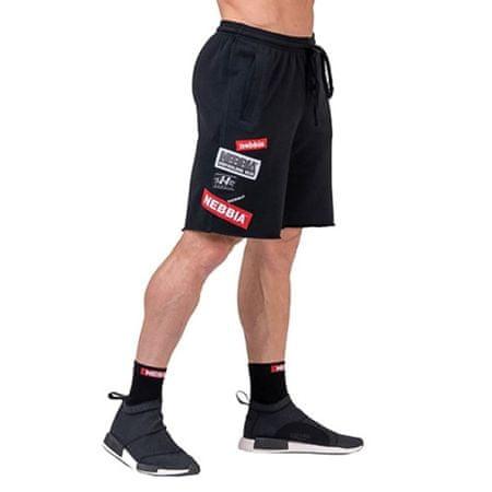 Nebbia Hlače Labels, Kratke hlače znamke 17801-40   L