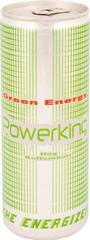 green energetický nápoj, plech 0,250l (bal. 24ks)