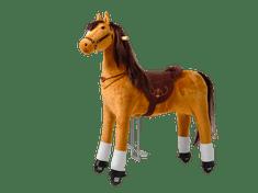 Ponnie Jeżdżący mechaniczny koń Fancy XL profi