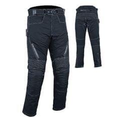 MAXX NF 2610 Textilní kalhoty černé