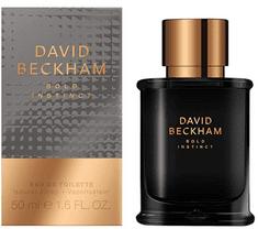 David Beckham Bold Instinct muška toaletna voda, 50ml