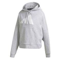 Adidas Bluza z kapturem W UR, Bluza z kapturem W UR | FS2444 | LGREYH | L