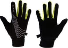Runto Športové rukavice WARRIOR zelené