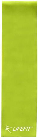 LIFEFIT Flexband guma za vježbanje, zelena