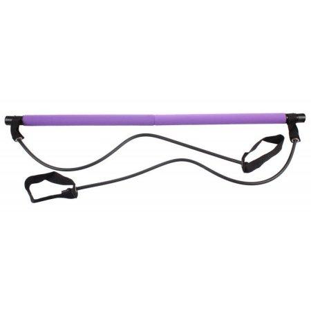 Merco palica za pilates, vijolična