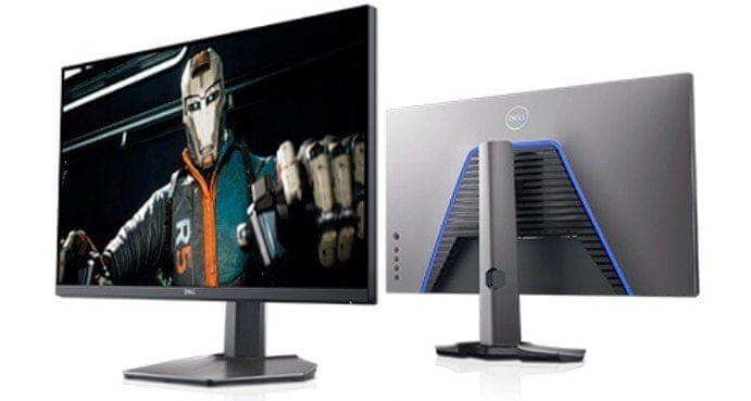 monitor Dell S2721DGFA (210-AXRQ) QHD igralniška pisarna večopravilnost