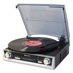 Roadstar TTR-8634 Gramofón, rádio, TTR-8634 Gramofón, rádio