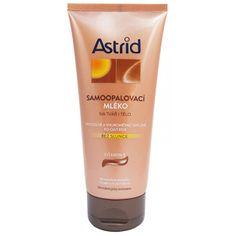 Astrid Samoopalovací mléko na tvář i tělo 200 ml