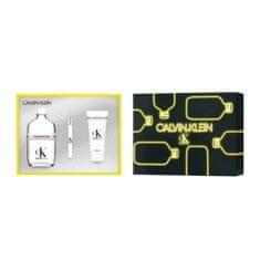 Calvin Klein CK Everyone toaletna voda, 200 ml + gel za tuširanje, 100 ml + toaletna voda, 10 ml