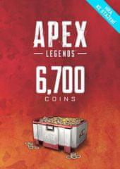 APEX Legends - 6700 APEX Coins (PC) - Digital