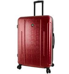 Mia Toro Cestovní kufr MIA TORO M1239/3-L - vínová