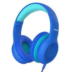 MPOW CH6S - dětská sluchátka, modrá