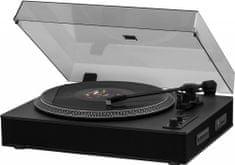 SENCOR Gramofon STT 510UBA, czarny