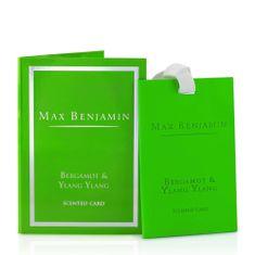 Max Benjamin Vonná karta do šatníka/interiéru