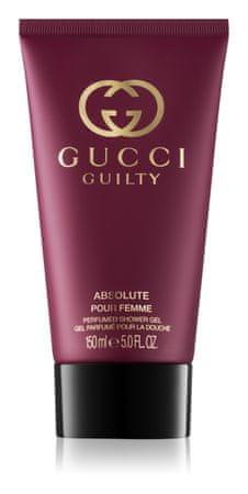 Gucci Guilty Absolute Pour Femme gel za tuširanje, 150 ml