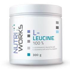 NutriWorks L-Leucine 300g