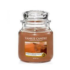 Yankee Candle Aromatická svíčka střední Warm Desert Wind 411 g