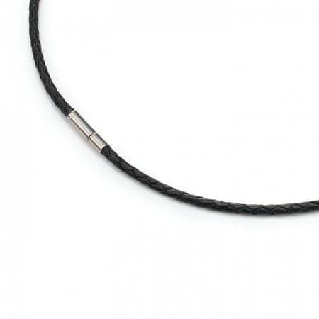 Boccia Titanium Bőr nyaklánc 0835-01 (Hossza 45 cm)