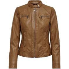 ONLY Dámská bunda ONLBANDIT 15081400 Cognac
