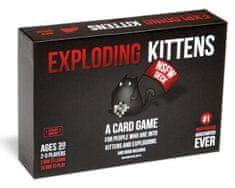 Exploding Kittens igra s kartami Exploding Kittens NSFW angleška izdaja