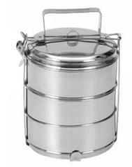 Orion Eddie zdjelica za zvjerinjak, 3-dijelna, 17x17x28 cm