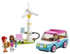 LEGO Friends 41443 Olivia és az elektromos autó