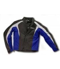 Sunway Moto bunda SQ Dragon - čierno modrá XS