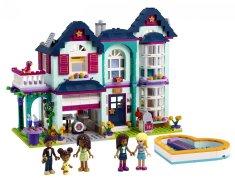 LEGO Friends 41449 Andrea és a családi ház
