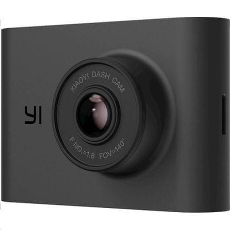 Yi Kamera Nightscape Dash Camera czarna