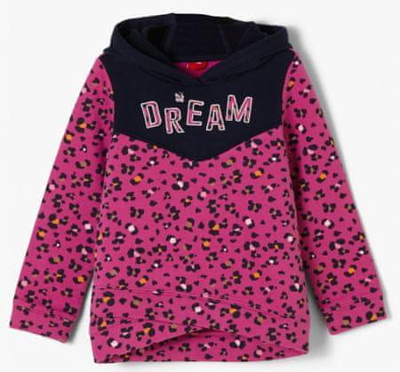 s.Oliver bluzka dziewczęca 104/110, różowa