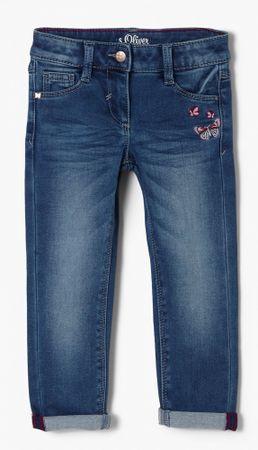 s.Oliver lány nadrág, 128, kék