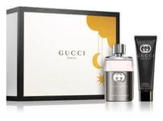 Gucci Guilty poklon set za muškarce - toaletna voda, 50 ml + gel za tuširanje, 50 ml