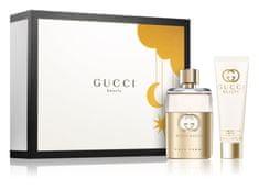 Gucci Guilty poklon set za žene - parfemska voda, 50 ml + losion za tijelo, 50 ml