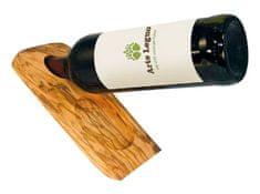 Arte Legno designový stojan na víno 22X11X1,5 cm (LEO66)