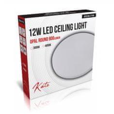 Asalite stropno LED svjetlo - Opal, okruglo, 12 W, 3000 K, 900 lm