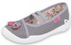 Befado papuče za djevojčice 116X277 Blanca